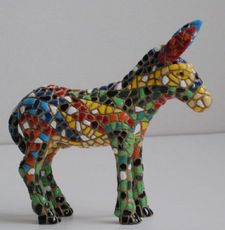 Barcino Designs Small Donkey 07443